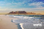 Table Mountain and Cape Town, South Africa