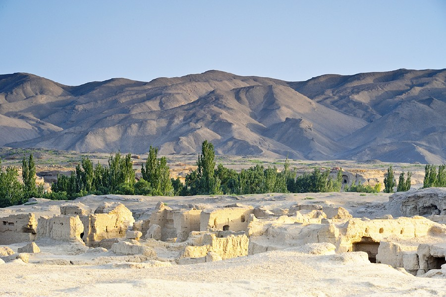 Ancient Silk Road
