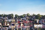 Lunenberg Harbour. credit: Tourism Nova Scotia