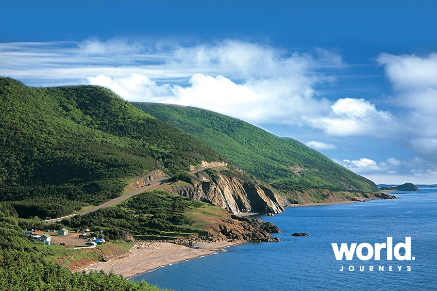 Cabot Trail. credit: Tourism Nova Scotia