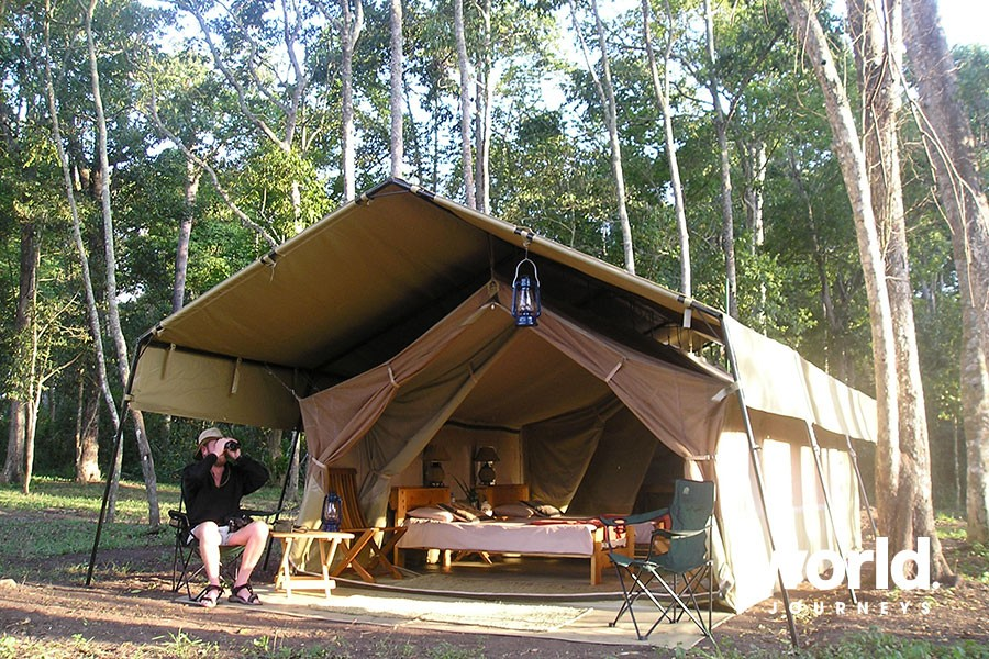 Ishasha Wilderness Camp