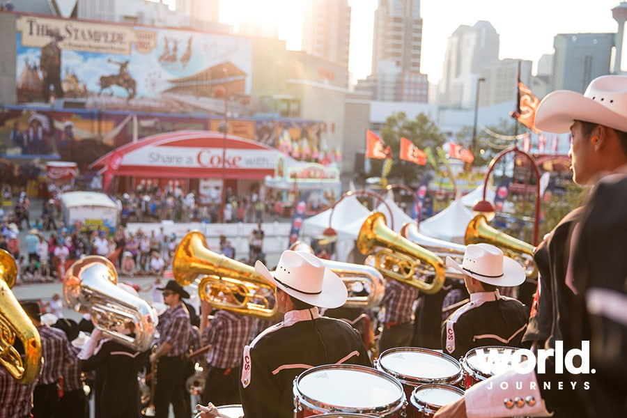 The Greatest Show On Earth The Calgary Stampede