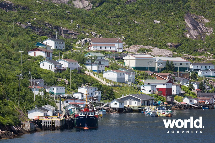 Canada's East Coast: Fins and Fiddles