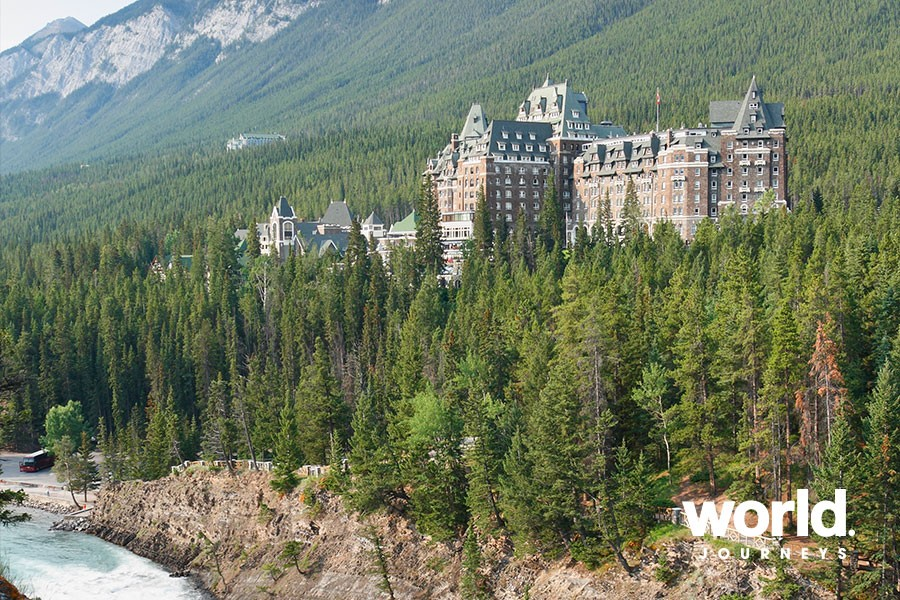 Canadian Rockies Getaway with Post Alaska Cruise