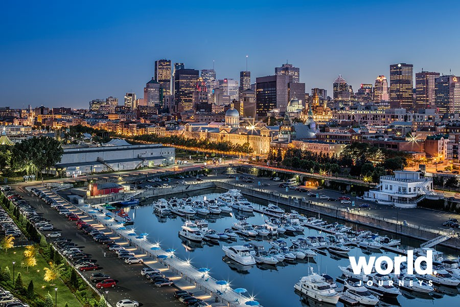 Photo credit Tourism Montreal