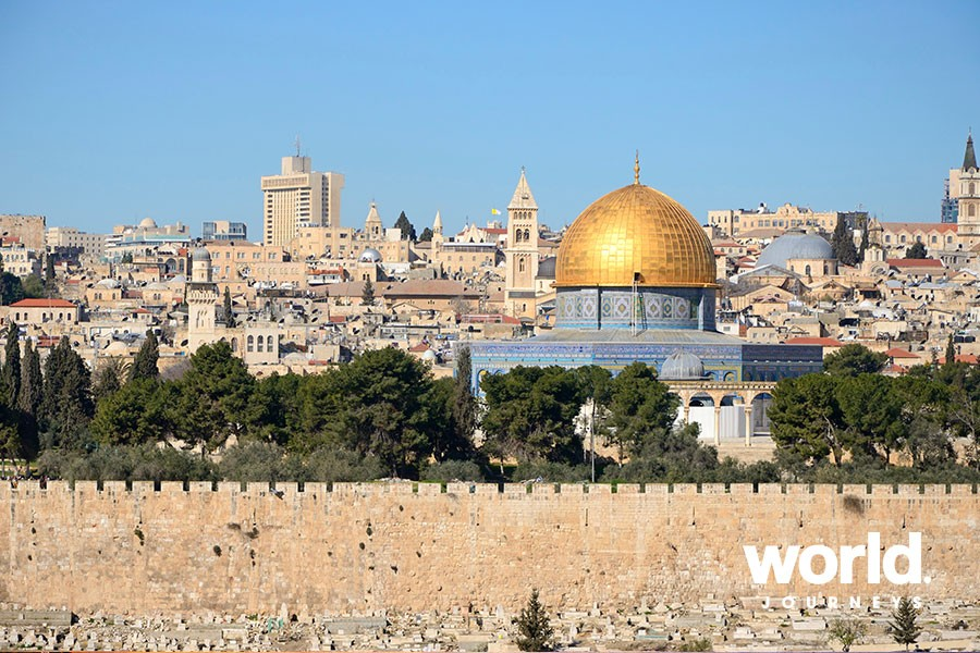 Day Tour of Old and New Jerusalem