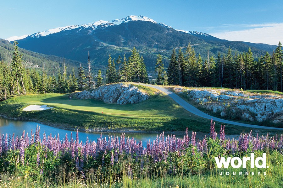 Discover Whistler return by Floatplane