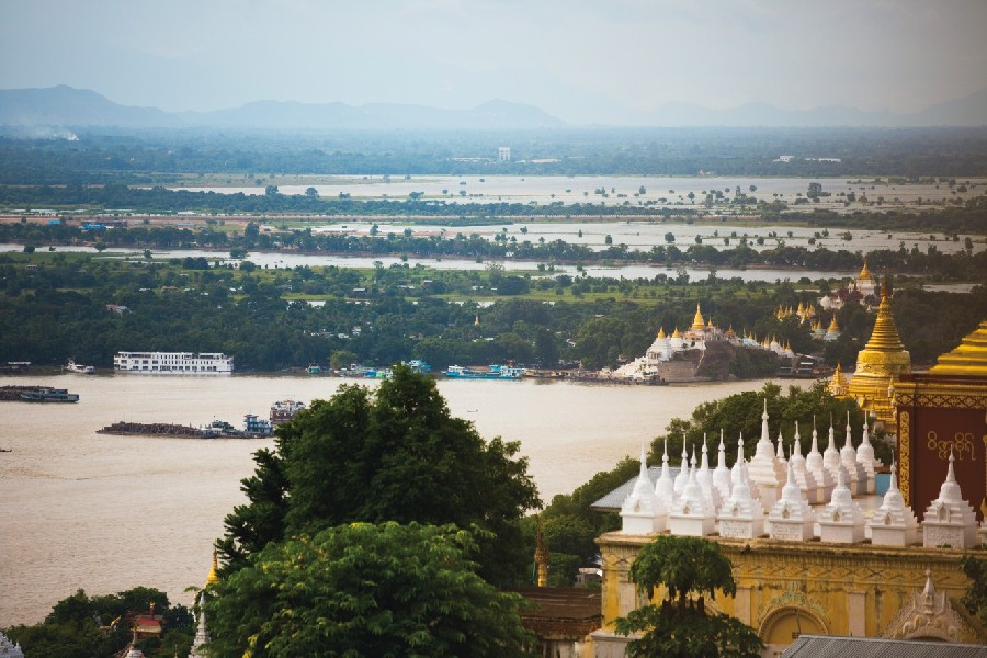 Discovering the Chindwin River