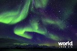East Greenland : Northern Lights