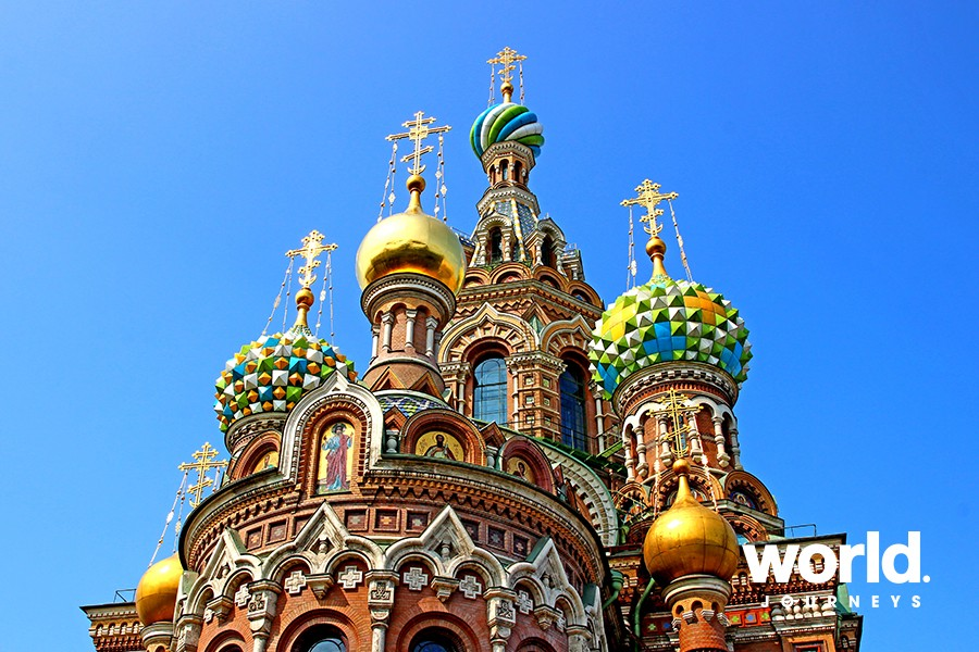 Explore Moscow & St. Petersburg