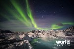 Greenland's Northern Lights  - Fly North, Fly South