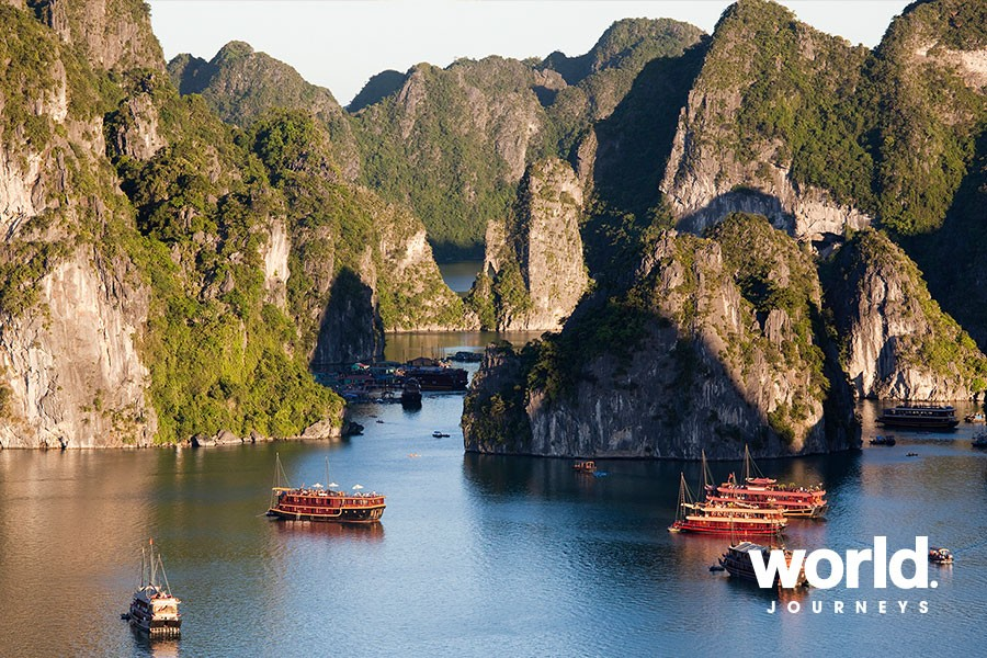 Hanoi & Halong Bay Cruise