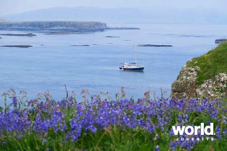 Hebridean Cruise: The Sounds of Mull, Luing, Shuna and Jura
