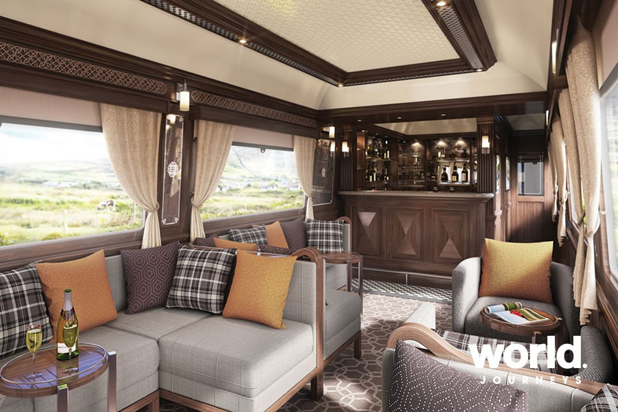 Ireland by Luxury Train