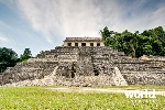 Jungle Ruins of the Yucatan
