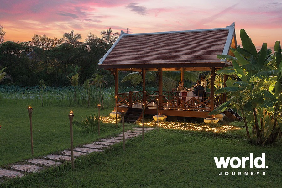 Luxury Laos in Style