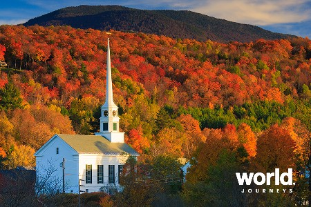 New England's Autumn Colours