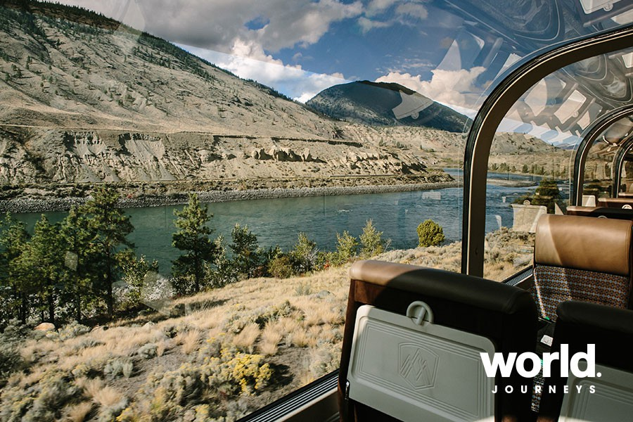 Rocky Mountaineer First Passage to the West Highlights & Vancouver Island