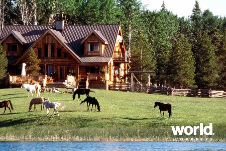 Siwash Lake Guest Ranch