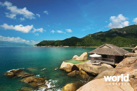 Six Senses: Ninh Van Bay