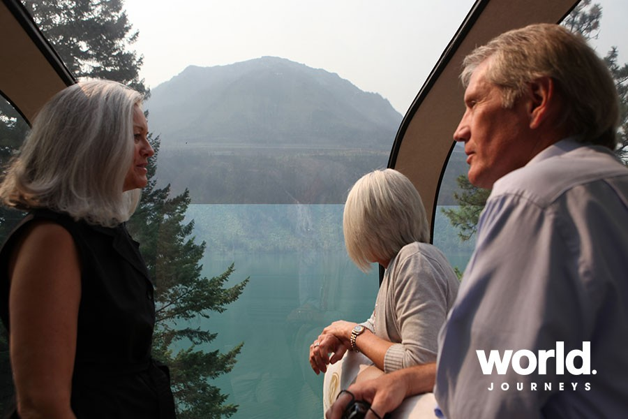Taste of the Rockies Circle with Post Tour Cruise Niew Amsterdam