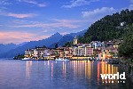 The Lakes of Northern Italy and St Moritz