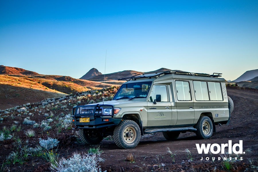 Ultimate Namibia Safari