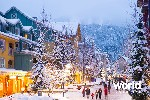 Vancouver & Whistler Winter Highlights