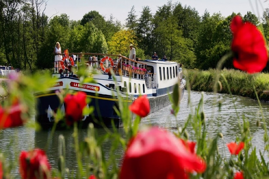 WWI Commemorative Cruise in Picardy -  Lille to Compiegne or vice versa
