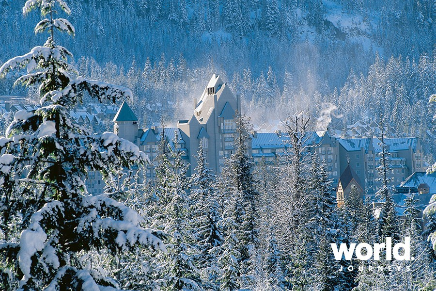 Whistler Winter Adventure