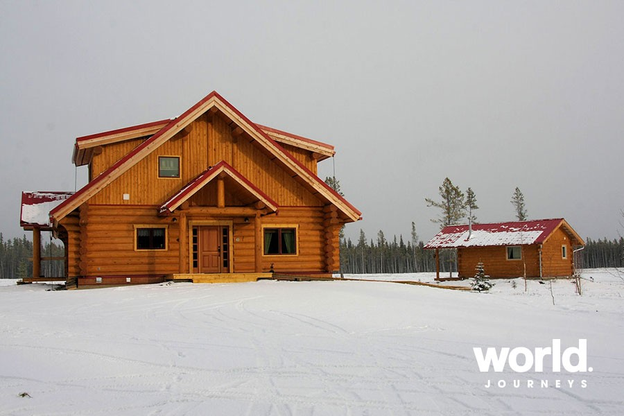 Yukon Winter Adventure & Spa