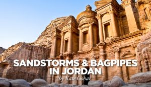 Middle East Jordan Blog