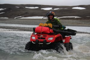 ATV Ride, Arctic Watch
