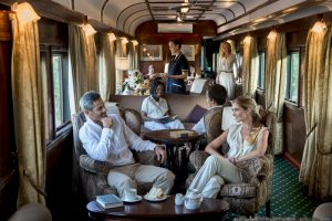 Rovos Rail, Lounge Car