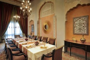 Rambagh Palace, Private Dining