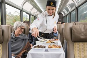 Silver Leaf, Rocky Mountaineer
