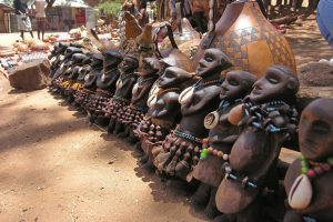 Traditional Souvenirs, Hamer Tribe